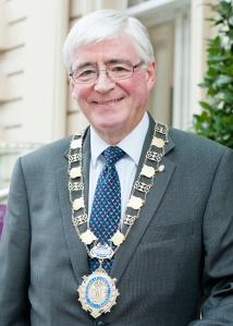 Geoff Maitland IChemE President