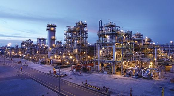 ExxonMobil's plant