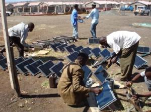 Kenya Solar Panel project