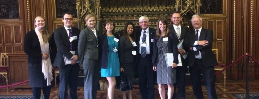 Chemical Engineers in the Houses of Parliament