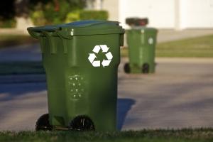 绿色回收站