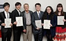 Pratt Prize winners