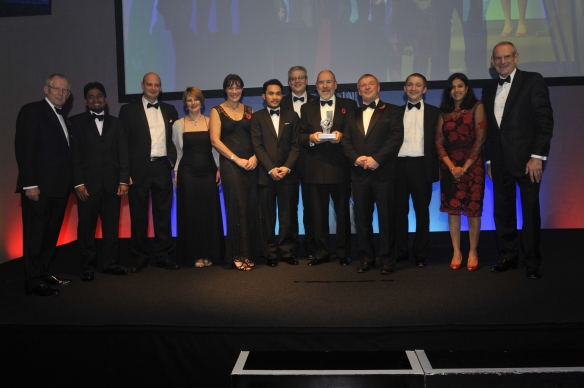 QUILL and PETRONAS - IChemE Awards winners 2013