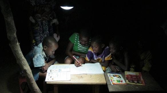Reading in Vanautu