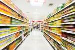 Supermarket aisle