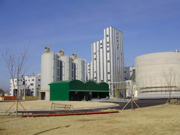 ZincOx Plant Pohang, South Korea is capable of treating 400,000 tonnes of Electric Arc Furnace Dust each year.