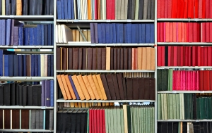 Journals in a library