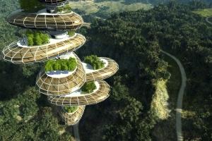 Future city living