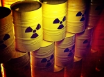 Solid radioactive waste