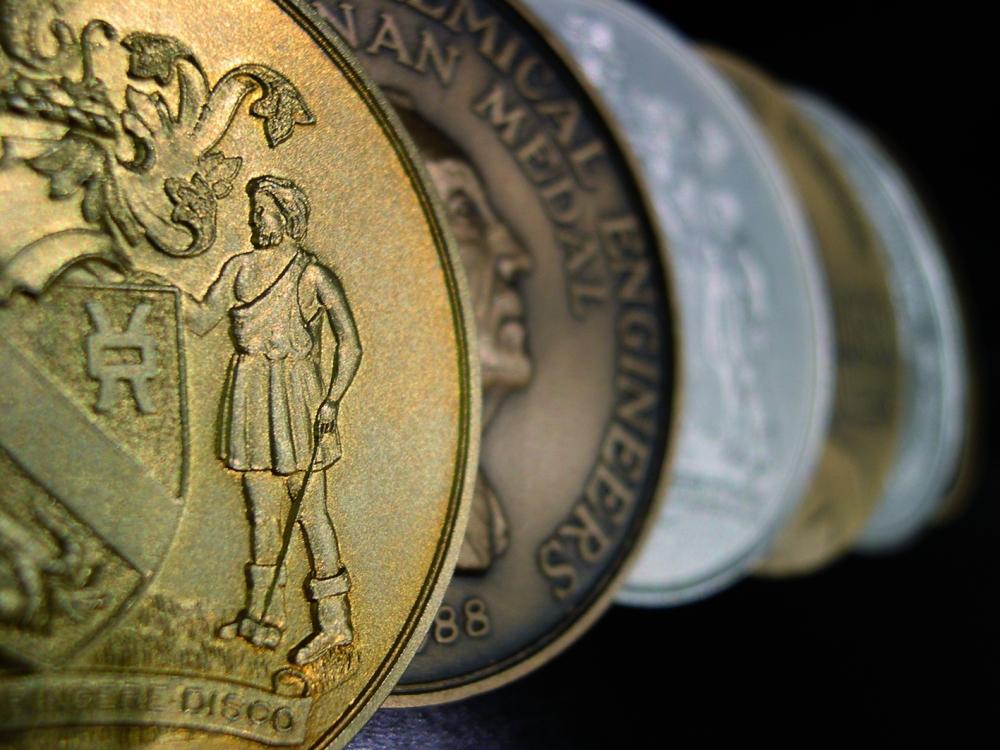 IChemE medals