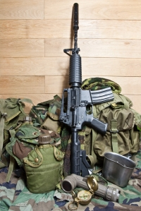 Soldier's equipment