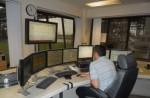 Control room at Huntsman Pigments