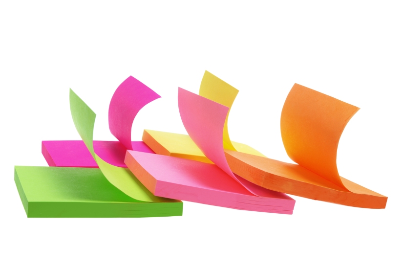 A chemical engineer and the invention of the Post-it Note (Day170)