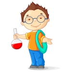 Cartoon Chemical Engineer