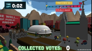 "Screenshot from ""Bad Air Day: Play It Like UCAIR'"". Image courtesy of University of Utah College of Engineering"