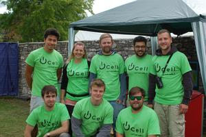 UCell Green ManTeam