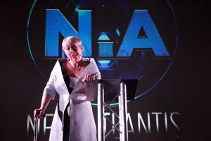 New Atlantis theatre production. Image courtesy of LAStheatre