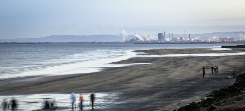 The world's first carbon capture ready industrial zone? (Day265)