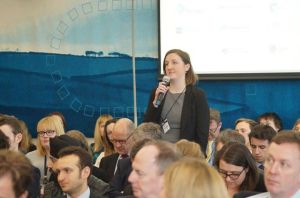 Dr Alexandra Howe asked about immigration