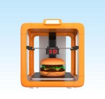 3D printing food