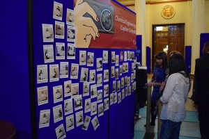 Chemical Engineering Matters Caption Competition Photo Wall