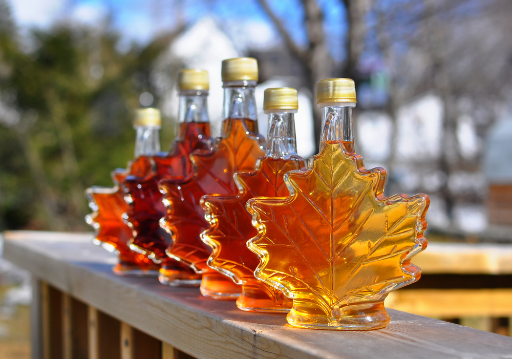 Maple syrup magnifies antibiotic attack day 336 icheme - Fir tree syrup recipe and benefits ...