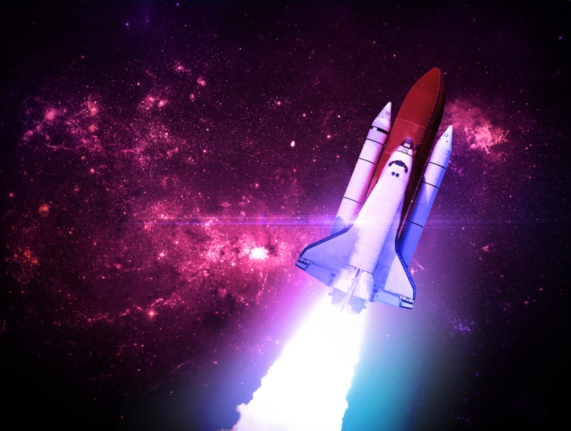 3D printing a space rocket (Day338)