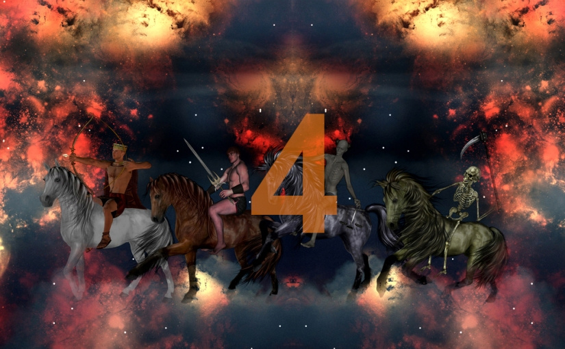 Four horsemen of the apocalypse – four challenges for chemical engineers (Day 362)