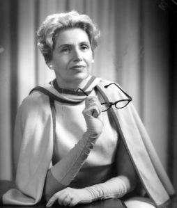 Margaret Hutchinson Rousseau