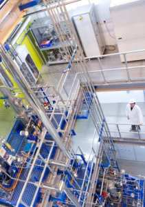 The Carbon Capture Pilot Plant