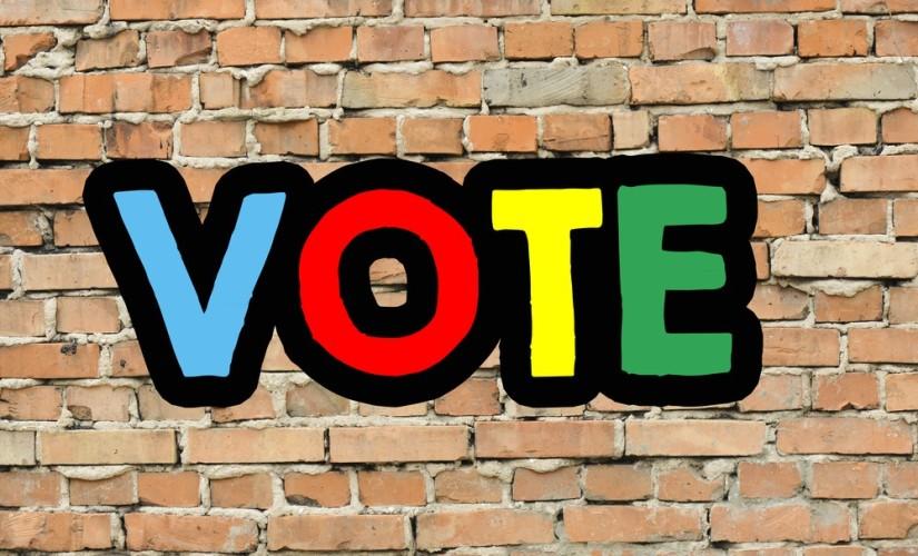 Make your voice heard – vote! (Day345)