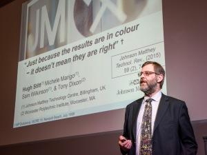 Professor Hugh Stitt, Johnson Matthey
