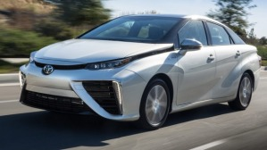 Toyota's hydrogen-powered Mirai is the 2016 Green World Car of the Year