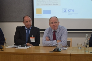 Dr David Clarke, CEO ETI