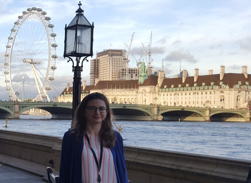 What is it like being a chemical engineer in Parliament? – Interview with Erin Johnson, Ashok Kumar Fellow 2017