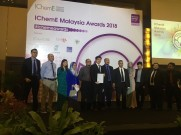 IChemE Malaysia Awards 2018 - winners - press