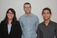 NZ postgraduate competition - press
