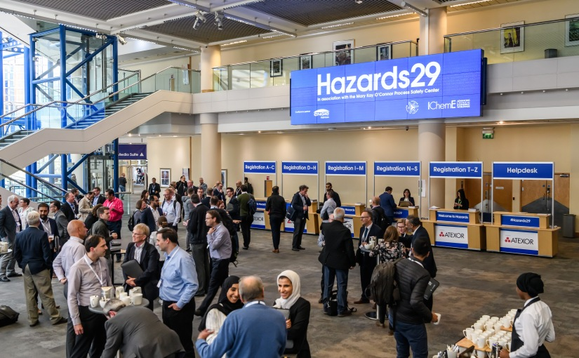 #Hazards29 – Leading the way forward in process safety by sharinglearnings