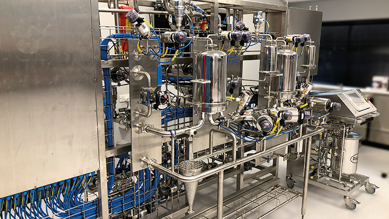 Sterile filtration unit enables production of life-saving drugs – IChemE Pharma Award Winner 2018