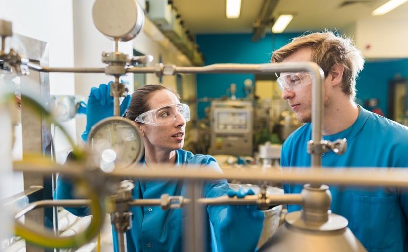 Training the future bioprocess leaders – IChemE Training and Development Award Winner2019